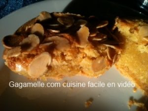 Photo tartelettes amandine